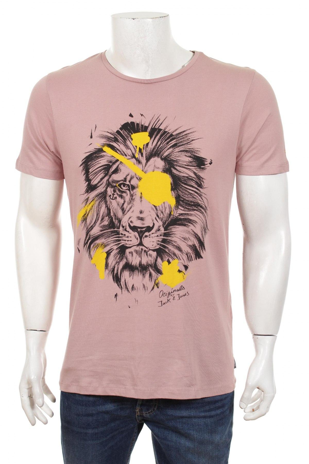2bc6b9a15 Pánske tričko Jack & Jones - za výhodnú cenu na Remix - #101814549