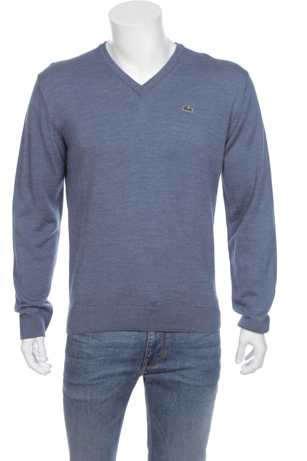 6f51df2786a44 Pánsky sveter Lacoste - za výhodnú cenu na Remix - #101822034