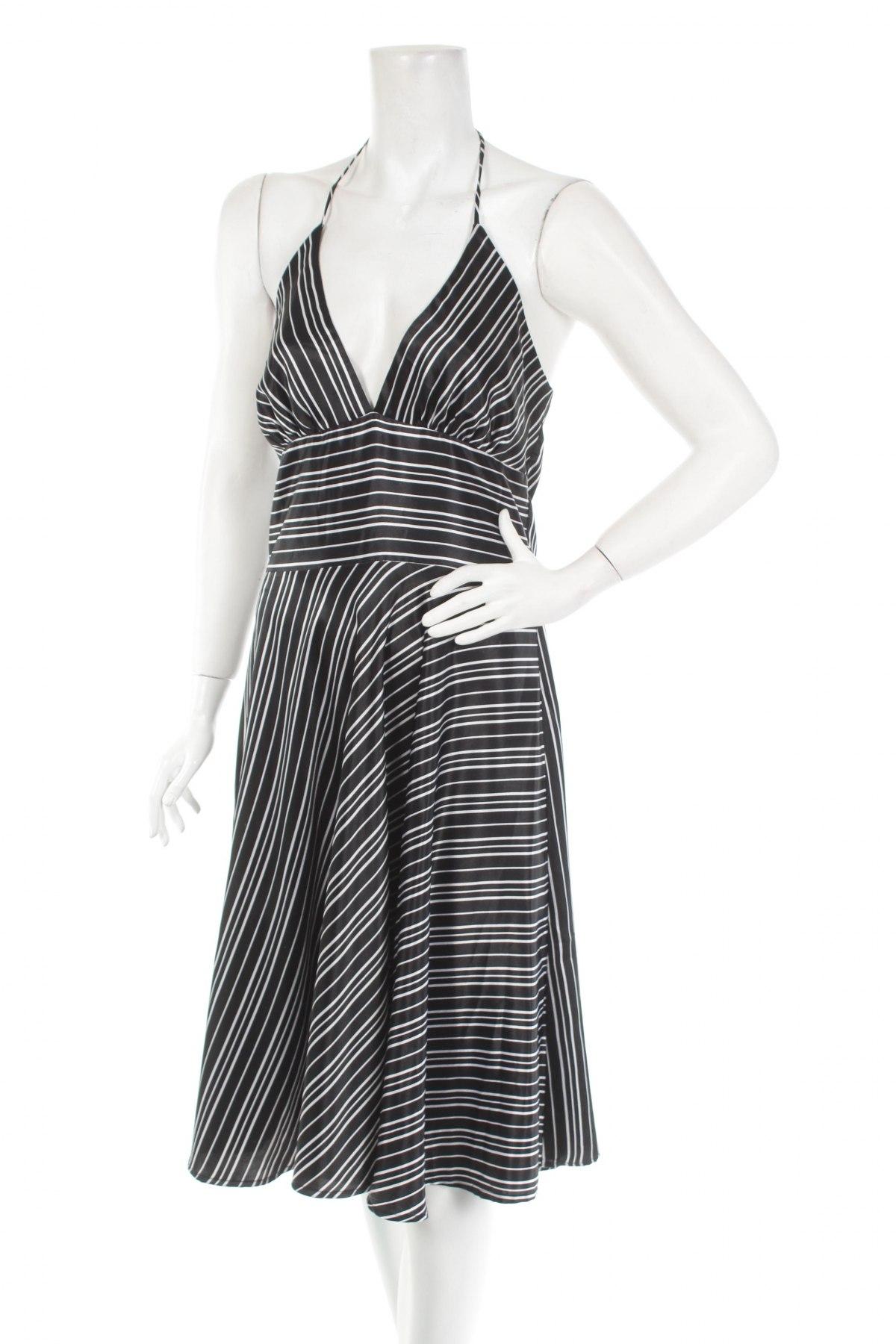Šaty  Alyn Paige, Veľkosť M, Farba Čierna, 97% polyester, 3% elastan, Cena  24,74€