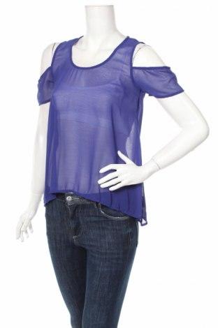 Γυναικεία μπλούζα Lush, Μέγεθος S, Χρώμα Βιολετί, Πολυεστέρας, Τιμή 1,59€