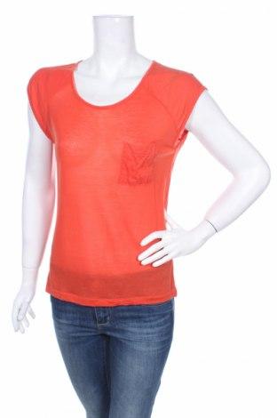 Дамска блуза H&M Conscious Collection, Размер S, Цвят Оранжев, 10% тенсел, Цена 4,50лв.