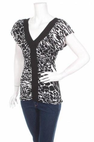 Дамска блуза I.n.c - International Concepts, Размер M, Цвят Черен, 94% полиестер, 6% еластан, Цена 9,75лв.