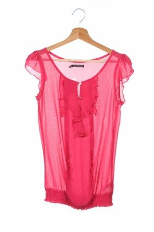 Дамска блуза Maurices, Размер XS, Цвят Розов, Полиестер, Цена 4,50лв.