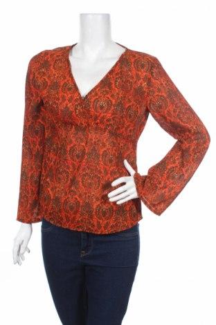 Γυναικεία μπλούζα Promiss, Μέγεθος S, Χρώμα Πορτοκαλί, Πολυεστέρας, Τιμή 3,61€