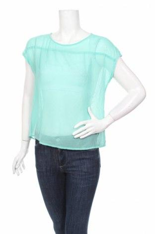 Дамска блуза Soho, Размер M, Цвят Зелен, Цена 4,62лв.