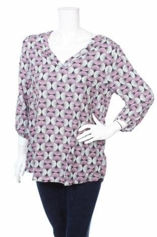 Дамска блуза Soya Concept, Размер L, Цвят Многоцветен, Вискоза, Цена 4,75лв.