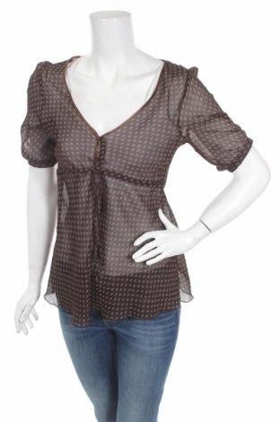 Γυναικεία μπλούζα Tom Tailor, Μέγεθος S, Χρώμα Καφέ, Τιμή 17,42€