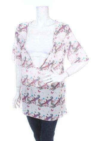 Дамска блуза Urban Surface, Размер L, Цвят Многоцветен, Полиестер, Цена 4,75лв.