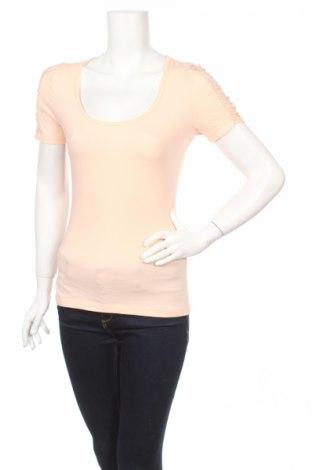 Дамска блуза Valley Girl, Размер M, Цвят Розов, 95% памук, 5% еластан, Цена 4,56лв.