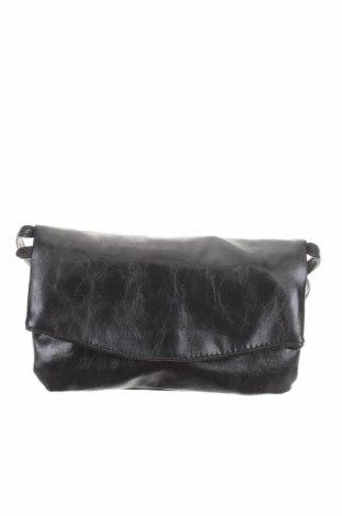 Γυναικεία τσάντα, Χρώμα Μαύρο, Δερματίνη, Τιμή 7,18€