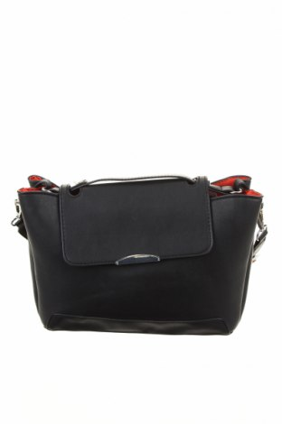 Γυναικεία τσάντα, Χρώμα Μαύρο, Δερματίνη, Τιμή 11,69€