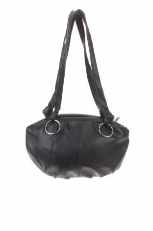 Γυναικεία τσάντα, Χρώμα Μαύρο, Δερματίνη, Τιμή 3,87€