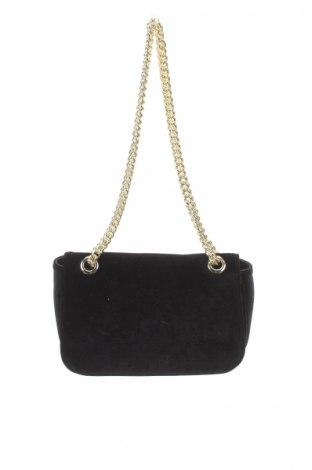 Γυναικεία τσάντα, Χρώμα Μαύρο, Κλωστοϋφαντουργικά προϊόντα, Τιμή 6,68€