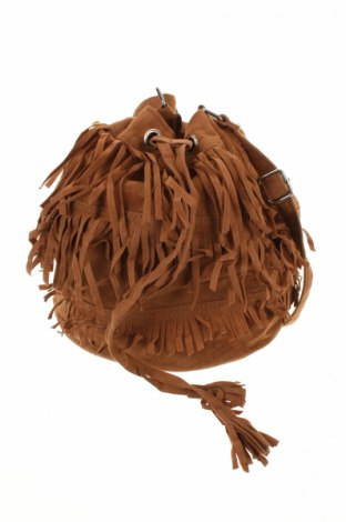 Γυναικεία τσάντα, Χρώμα Καφέ, Κλωστοϋφαντουργικά προϊόντα, Τιμή 8,91€