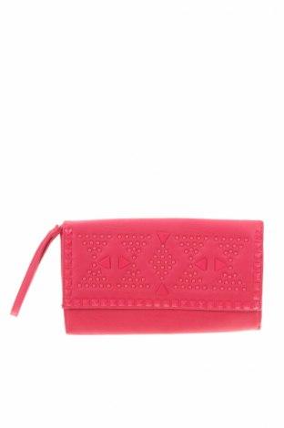 Γυναικεία τσάντα, Χρώμα Ρόζ , Δερματίνη, Τιμή 3,71€