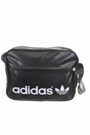 Γυναικεία τσάντα Adidas Originals, Χρώμα Μαύρο, Δερματίνη, Τιμή 15,96€