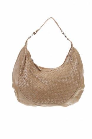 Γυναικεία τσάντα Anna Pelle, Χρώμα Καφέ, Γνήσιο δέρμα, Τιμή 29,32€