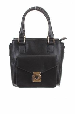 Γυναικεία τσάντα Atmosphere, Χρώμα Μαύρο, Δερματίνη, Τιμή 5,63€