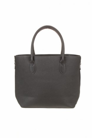 Γυναικεία τσάντα Chicoree, Χρώμα Γκρί, Δερματίνη, Τιμή 20,88€