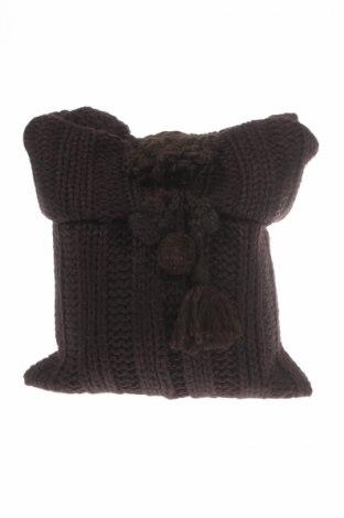 Γυναικεία τσάντα Cristina, Χρώμα Καφέ, Κλωστοϋφαντουργικά προϊόντα, Τιμή 5,94€