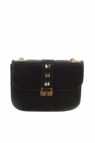 Γυναικεία τσάντα Forever 21, Χρώμα Μαύρο, Δερματίνη, Τιμή 6,96€