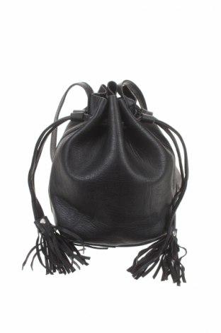 Γυναικεία τσάντα H&M Divided, Χρώμα Μαύρο, Δερματίνη, Τιμή 7,52€