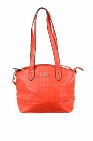 Γυναικεία τσάντα Lavie, Χρώμα Πορτοκαλί, Δερματίνη, Τιμή 5,94€