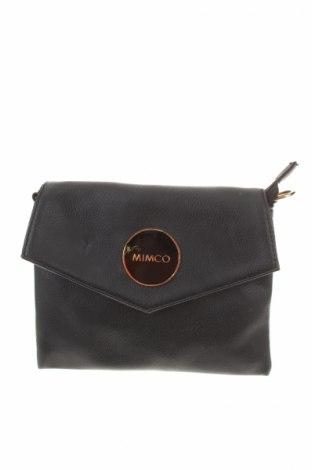 Γυναικεία τσάντα Mimco, Χρώμα Καφέ, Δερματίνη, Τιμή 6,96€