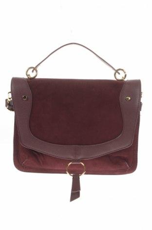 Γυναικεία τσάντα New Look, Χρώμα Βιολετί, Κλωστοϋφαντουργικά προϊόντα, δερματίνη, Τιμή 8,80€