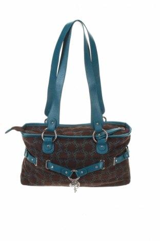 Γυναικεία τσάντα S.Oliver, Χρώμα Καφέ, Κλωστοϋφαντουργικά προϊόντα, Τιμή 8,91€