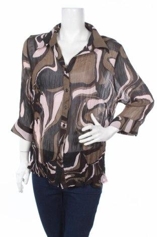 Дамска риза, Размер M, Цвят Многоцветен, Цена 5,00лв.