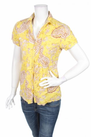 Дамска риза, Размер M, Цвят Многоцветен, Памук, Цена 28,60лв.