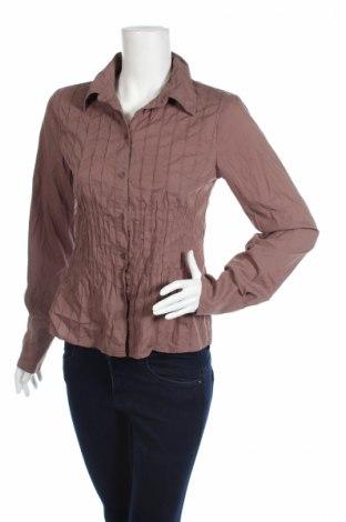 Γυναικείο πουκάμισο, Μέγεθος M, Χρώμα Καφέ, Τιμή 4,64€