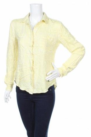 Дамска риза, Размер M, Цвят Жълт, Цена 16,00лв.