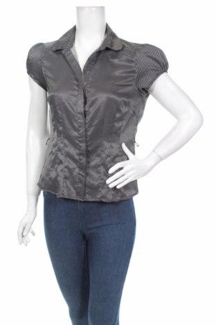 Дамска риза Antilia Femme, Размер S, Цвят Черен, 97% полиестер, 3% еластан, Цена 4,50лв.