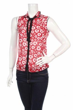 Дамска риза Atmosphere, Размер XS, Цвят Червен, Полиестер, Цена 12,60лв.