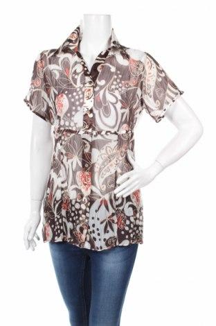 Γυναικείο πουκάμισο Bonita, Μέγεθος M, Χρώμα Πολύχρωμο, 100% πολυεστέρας, Τιμή 4,76€