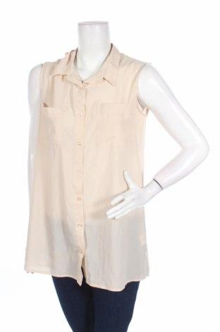 Γυναικείο πουκάμισο Cotton On, Μέγεθος L, Χρώμα Ρόζ , Πολυεστέρας, Τιμή 3,27€