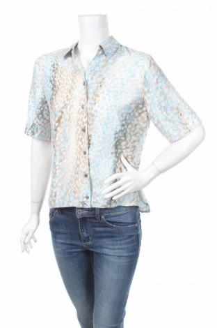 Γυναικείο πουκάμισο Erfo, Μέγεθος S, Χρώμα Πολύχρωμο, Πολυεστέρας, Τιμή 3,27€
