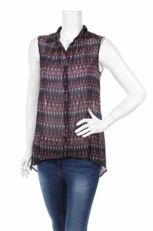 Γυναικείο πουκάμισο H&M, Μέγεθος S, Χρώμα Πολύχρωμο, 100% πολυεστέρας, Τιμή 4,08€