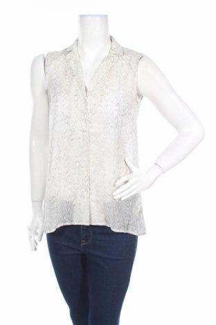 Дамска риза H&M, Размер S, Цвят Бежов, Полиестер, Цена 4,50лв.