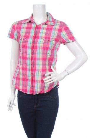 Γυναικείο πουκάμισο H&M L.o.g.g, Μέγεθος M, Χρώμα Πολύχρωμο, Βαμβάκι, Τιμή 4,08€
