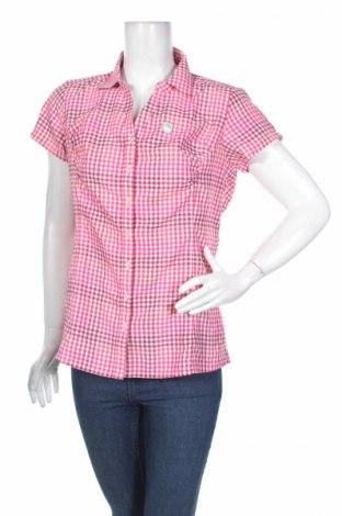 Дамска риза Icepeak, Размер M, Цвят Розов, 90% полиестер, 10% вискоза, Цена 5,70лв.