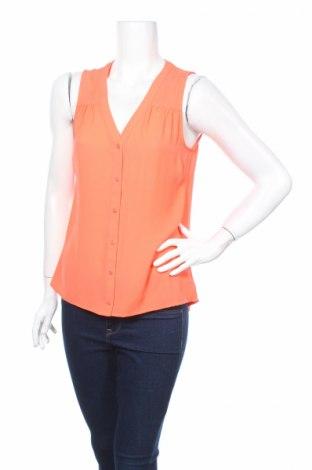 Дамска риза Kenvelo, Размер S, Цвят Оранжев, Цена 4,70лв.