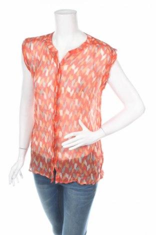 Дамска риза Lucky Brand, Размер M, Цвят Многоцветен, Вискоза, Цена 3,75лв.