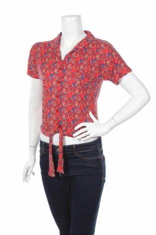 Дамска риза Next, Размер S, Цвят Многоцветен, 100% вискоза, Цена 6,77лв.