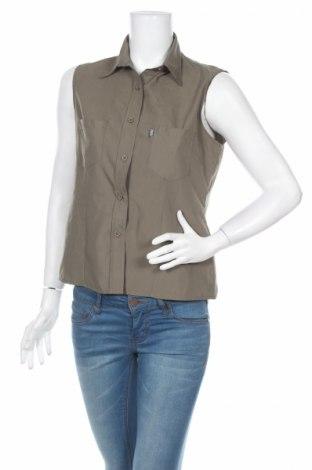 Γυναικείο πουκάμισο Parks, Μέγεθος L, Χρώμα Πράσινο, 100% πολυεστέρας, Τιμή 5,09€