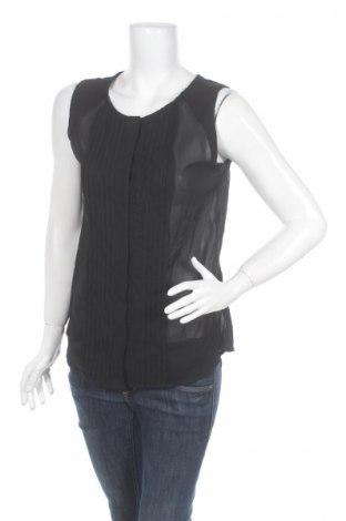 Дамска риза Units, Размер M, Цвят Черен, 100% полиестер, Цена 5,60лв.
