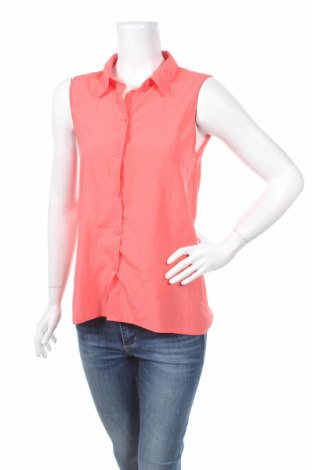 Дамска риза Zebra, Размер M, Цвят Оранжев, Полиестер, Цена 3,00лв.