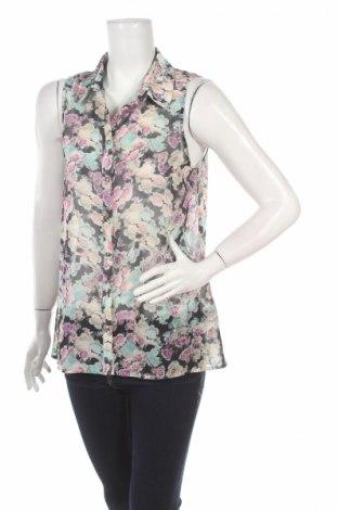 Дамска риза Zebra, Размер M, Цвят Многоцветен, Полиестер, Цена 3,00лв.